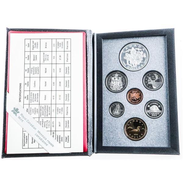 RCM 1994 Proof Mint Set