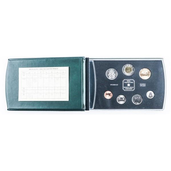 2000 RCM Specimen Set (ME)