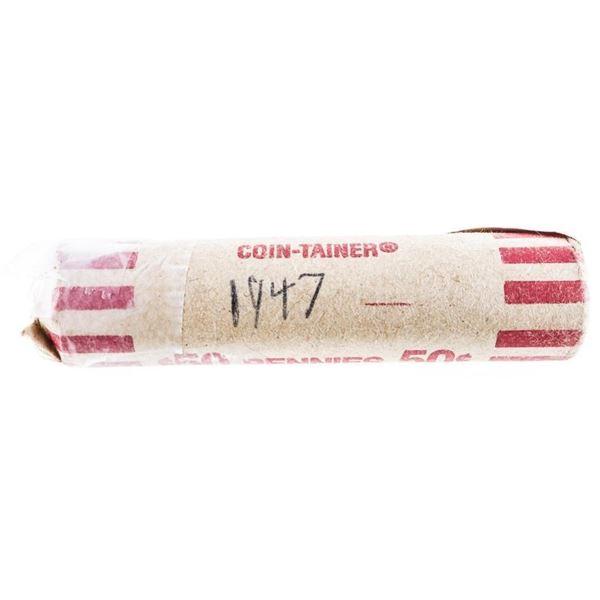 Canada 1947 Estate Roll 1 Cent