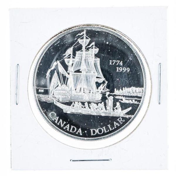 1774-1999 Proof Commemorative 925 Silver Dollar