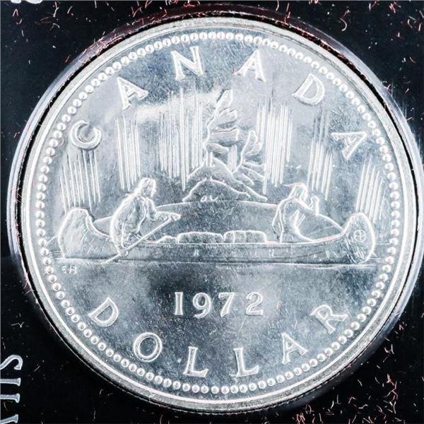 1972 Canada Dollar.
