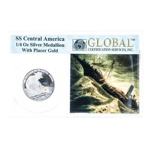 SS Central America The California Gold Rush 'Trium