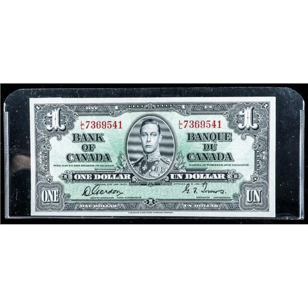 Bank of Canada 1937 1.00 (G-T)
