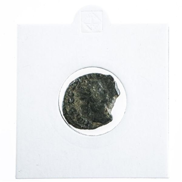 Ancient Roman Coin up to 1500 Years Old. 'ESTATE'