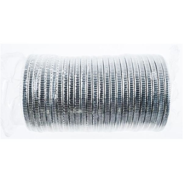 RCM Mint Roll - 1952-2005 Commemorative 50 Cents 25 Coins