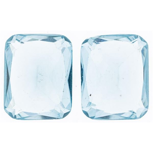 Lot (2) Loose Gemstones 7.1ct tw - Suitable For Ea