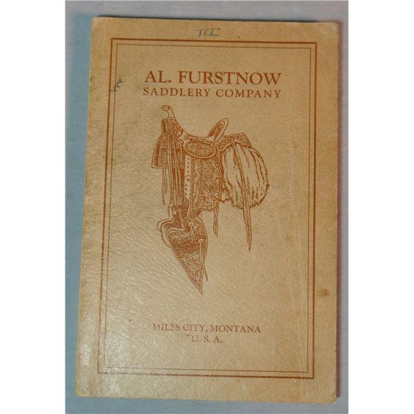 2 Al Furstnow Saddlery catalogS #29 and  #21, 1926