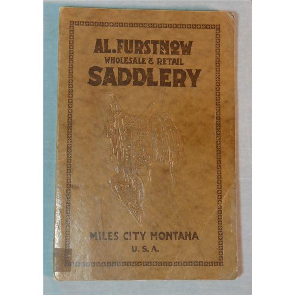 2 Al Furstnow Saddlery catalogs, #21, 1926 and #28