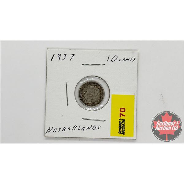Nederlanden Ten Cent 1937