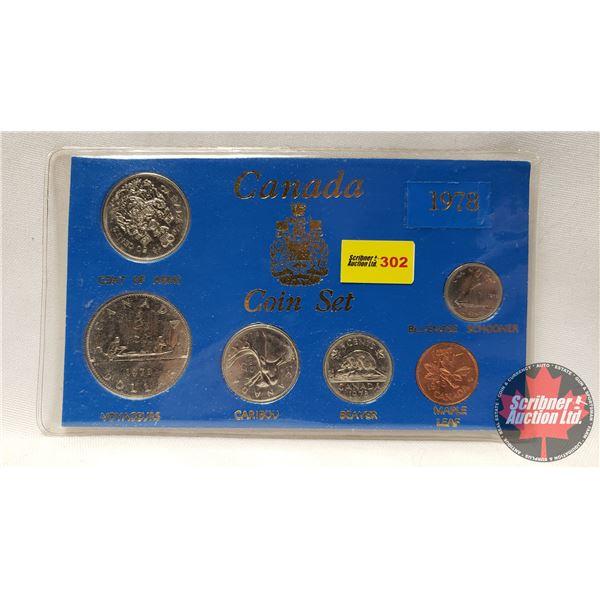 Canada Coin Set 1978