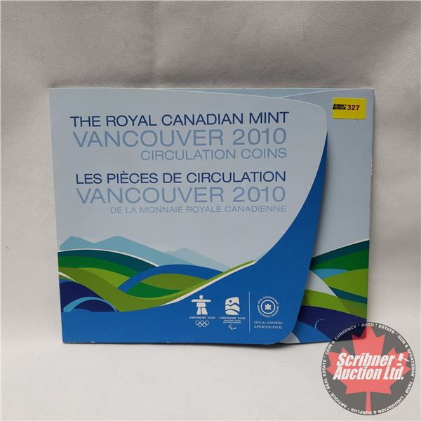 RCM Vancouver 2010 Circulation Coins