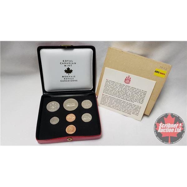RCM Canada Double Penny Set 1973