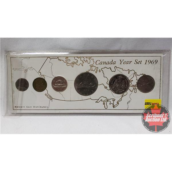 Canada Year Set 1969