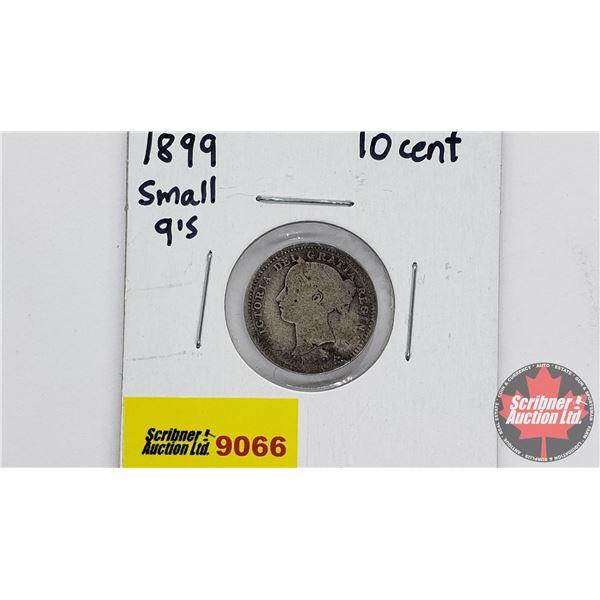 Canada Ten Cent 1899