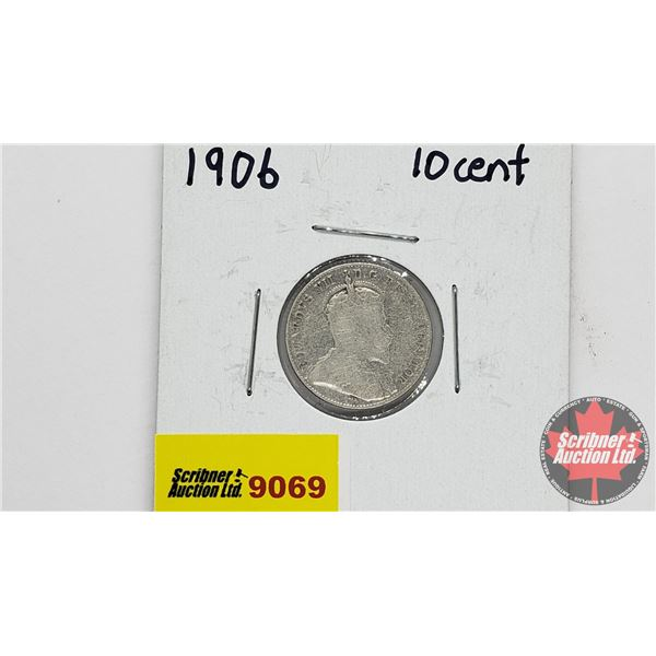 Canada Ten Cent 1906