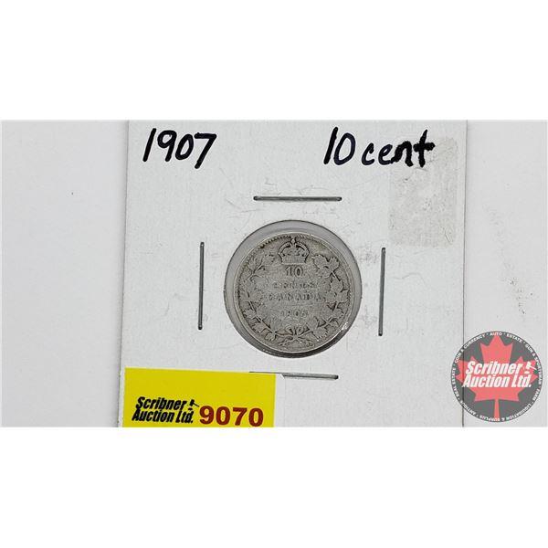 Canada Ten Cent 1907