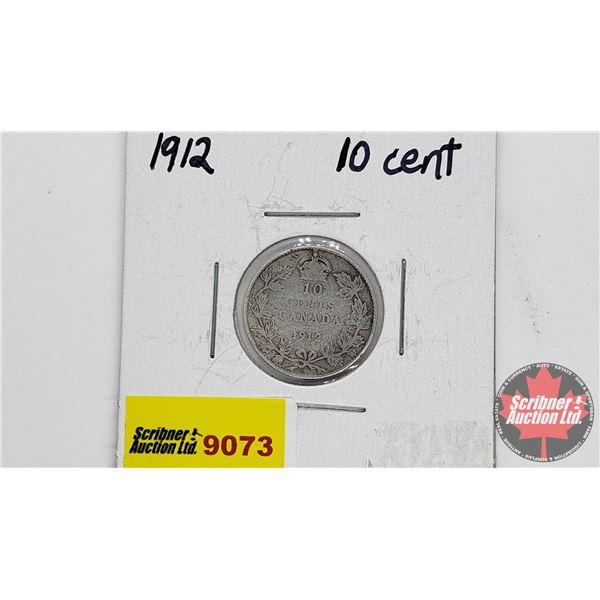 Canada Ten Cent 1912