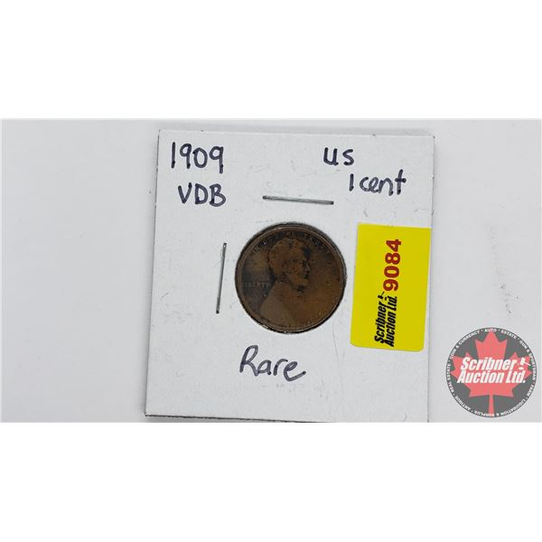USA One Cent 1909