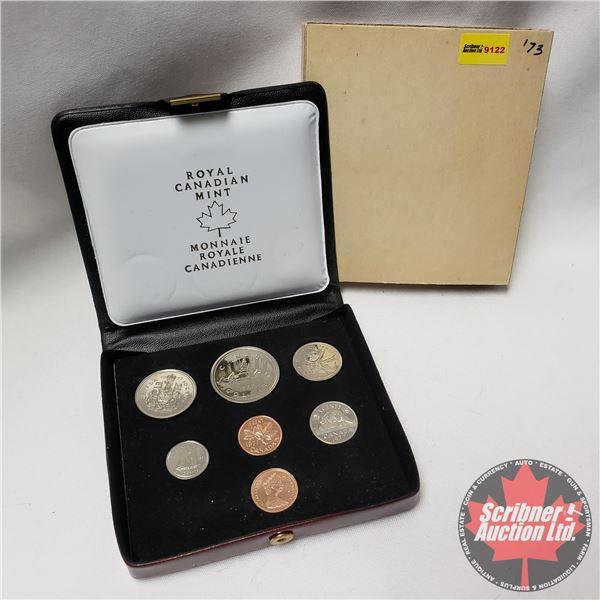 RCM Double Penny Set 1977