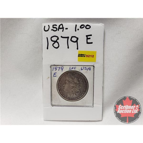 USA Morgan Dollar 1879