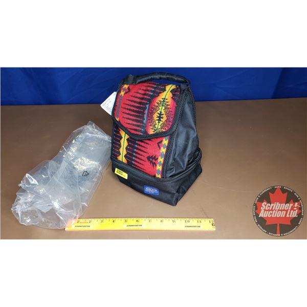 Pendleton Lunch/Tote Bag (Zip Bottom)