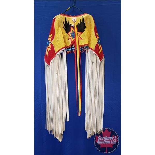 Native Pow Wow Dancer Shawl