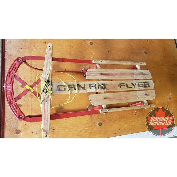 "CanAm Flyer Sleigh (38""L)"
