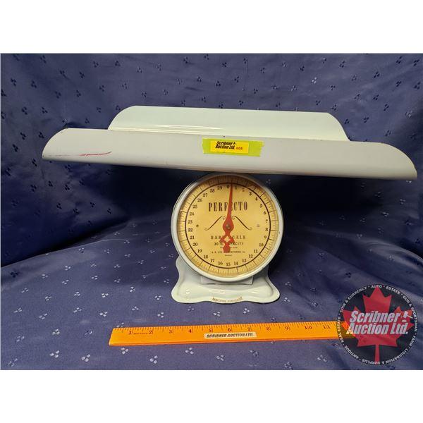 Perfecto Baby Scale 30lb Capacity