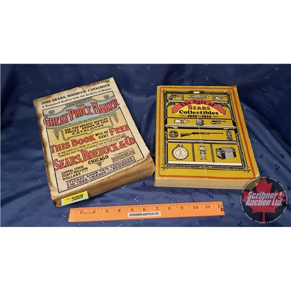 Sears Catalog Reprints (2)