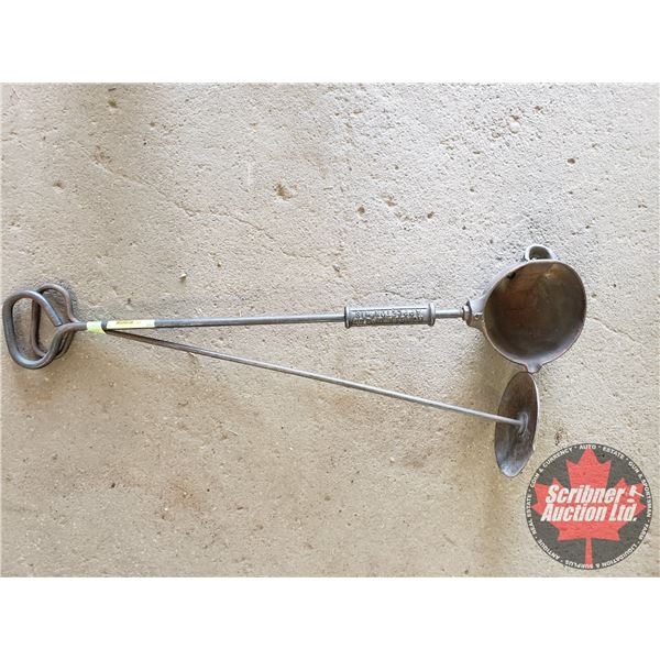 """Smelting Tools """"Rowell Mfg Co"""""""
