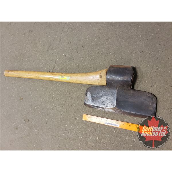 """Hewing Ax (38""""H x 12""""W)"""