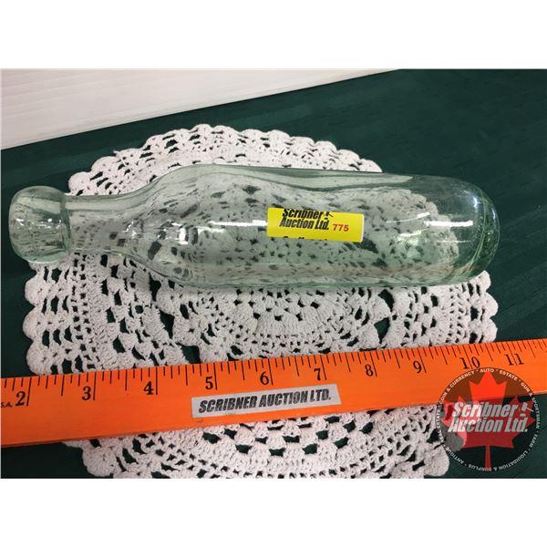 """Blob Top Bottle (Round Bottom) (9""""H)"""