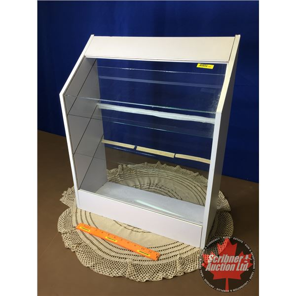"""Counter Top Display Cabinet (24""""H x 19-1/2""""W x 7-1/2""""D)"""