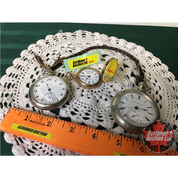 Pocket Watches (3)