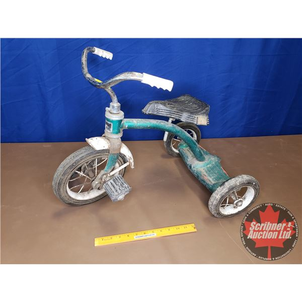 """Sears Tricycle (19""""H x 17-1/2""""W x 25""""D)"""