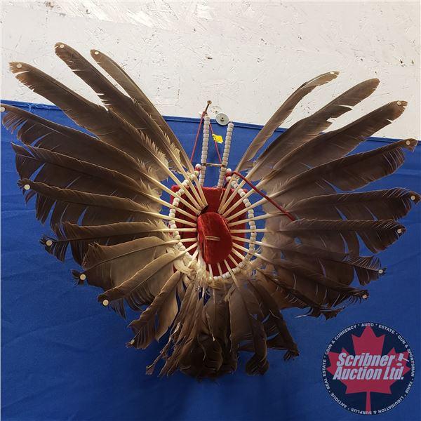 Native Pow Wow Head Dress