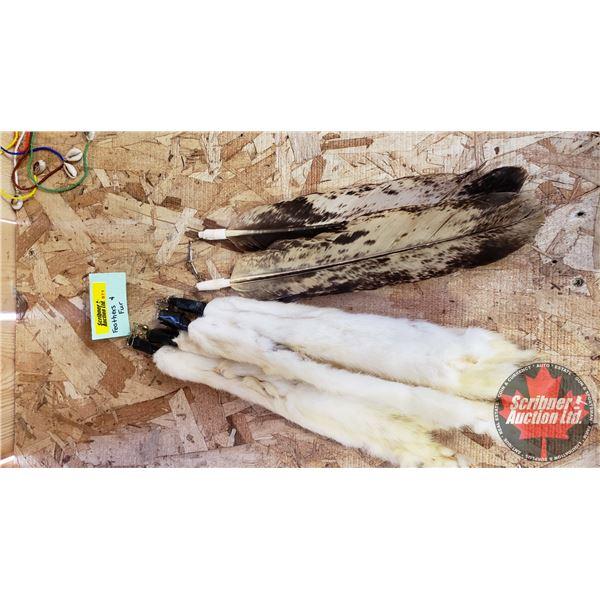Native Feather & Fur Attachment Accessory