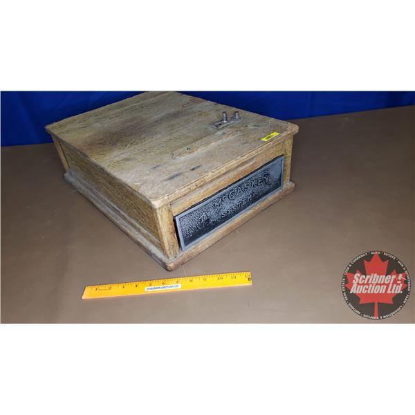 "The McCaskey System Cash Drawer (7""H x 15-1/2""W x 22""D)"
