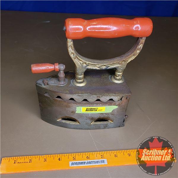 Cast Iron Coal Iron