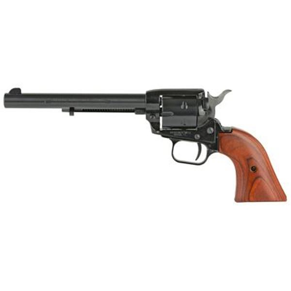"""HERITAGE 22LR ONLY 6.5"""" BL W/COCOB"""
