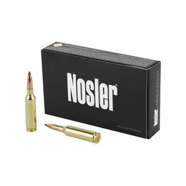 NOSLER 6MM CREED 95GR BT - 20 Rds