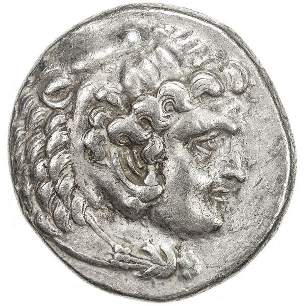 SELEUKID KINGDOM: Antiochos II Theos, 261-246 BC, AR tetradrachm (16.95g), Susa. VF