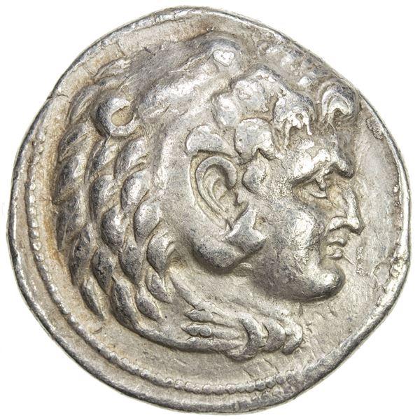 SELEUKID KINGDOM: Antiochos II Theos, 261-246 BC, AR tetradrachm (16.71g), Susa. VF