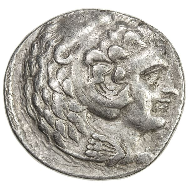 SELEUKID KINGDOM: Seleukos II Kallinikos, 246-225 BC, AR tetradrachm (16.80g), Susa. VF