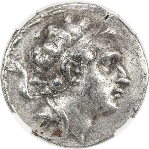 SELEUKID KINGDOM: Antiochos III, the Great, 222-187 BC, AR tetradrachm (16.89g), Antioch on the Oron