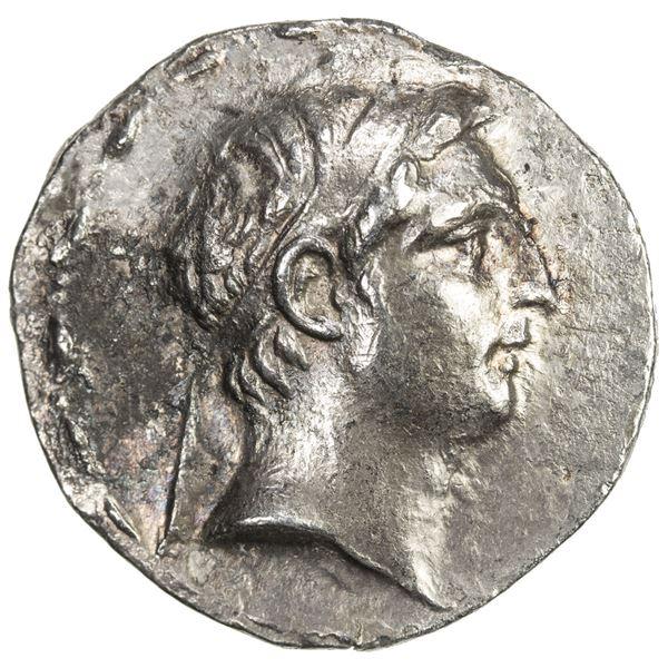SELEUKID KINGDOM: Demetrios I Soter, 162-150 BC, AR tetradrachm (16.58g), Susa. VF-EF
