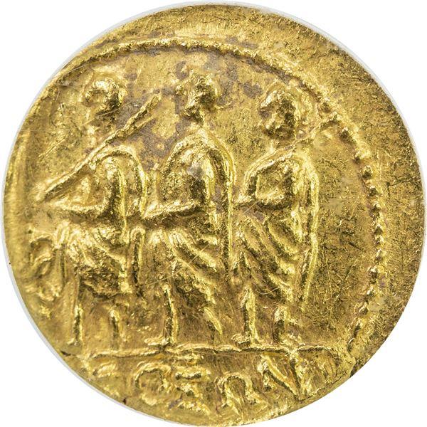 THRACIAN KINGDOM: Koson, AV stater, mid-1st century BC. ICG MS61