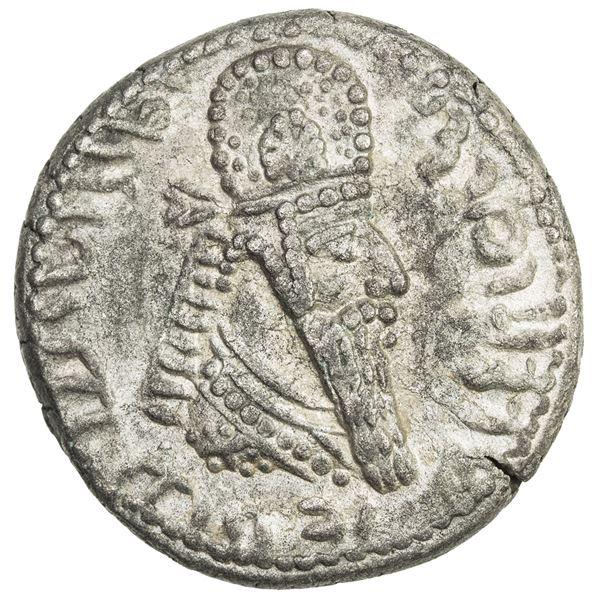 SASANIAN KINGDOM: Ardashir I, 224-241, BI tetradrachm (13.70g). VF-EF