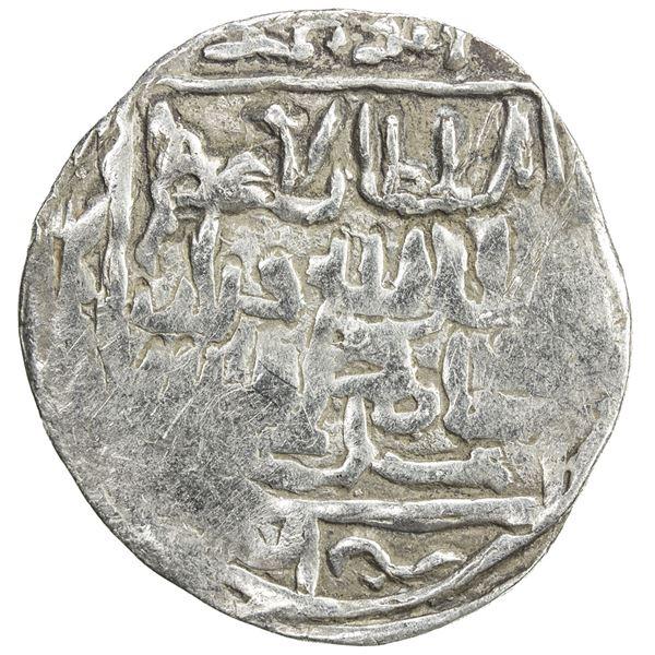 CHAGHATAYID KHANS: Qazan Timur, 1343-1346, AR dinar (7.87g), Badakhshan, AH744. VF