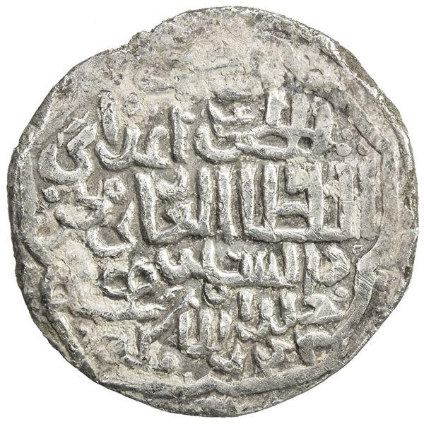 CHAGHATAYID KHANS: Dashmand, 1346-1348, AR dinar (7.28g), Saray, AH748. VF